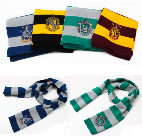 HP All house Scarfs 1