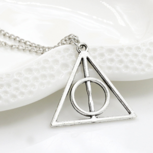 HP Deathly Hallows Pendant 1