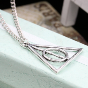 HP Deathly Hallows Pendant 5