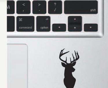 HP Macbook Always doe Sticker 1