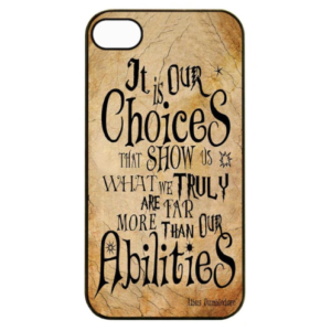 Harry Potter Phone Case Retro