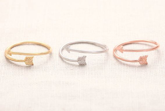 THG Arrow RIngs