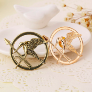 THG Mockingjay Badge's