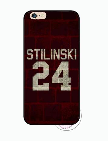 TW Stilinski 24 brick iPhone case